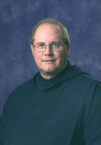Father Eric Hollas, OSB