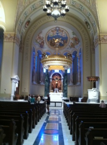 St. Joseph's Cathedral, Sioux Falls, SD