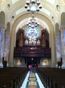 St. Joseph's Cathedral Organ, Sioux Falls, SD