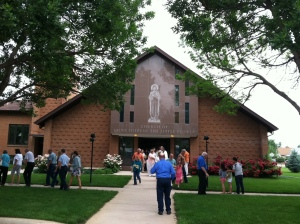 St. Therese the Little Flower Parish Church, Rapid City, SD