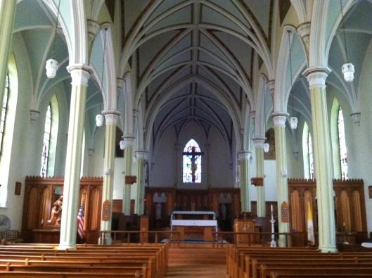 St. Joseph's Church, near Somerset OH