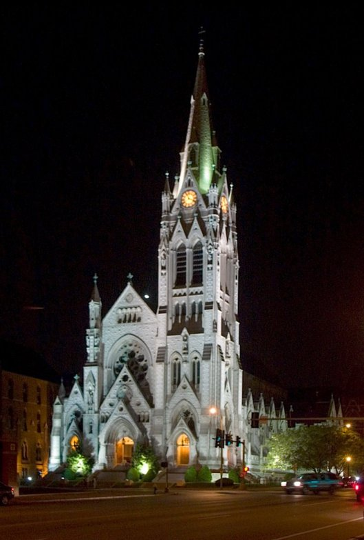 St. Francis Xavier Church, St. Louis, MO