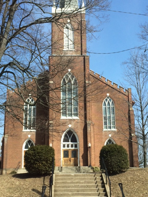 Holy Trinity Church, Someset, Ohio