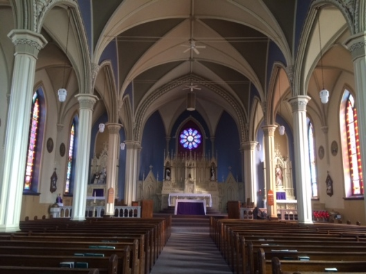 Holy Trinity Church, Somerset, Ohio