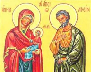 Saints Joachim and Anne