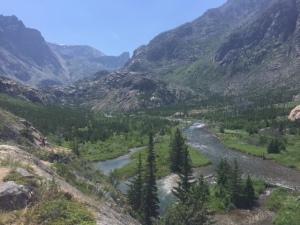 East Rosebud Creek, Absarokee Wilderness, Montana
