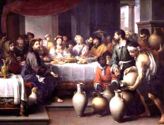 Wedding Feast at Cana Large