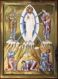 Transfig of Jesus - Raising our eyes